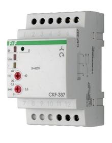 Схема реле контроля фаз czf-br