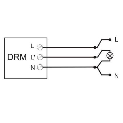 Датчик объема DRM-02 (ДРМ-02)